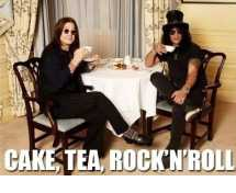 Cake, Tea, Rock'n'Roll
